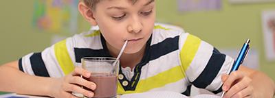 Eiweiß für Kinder / Nährstoffe für Kinder