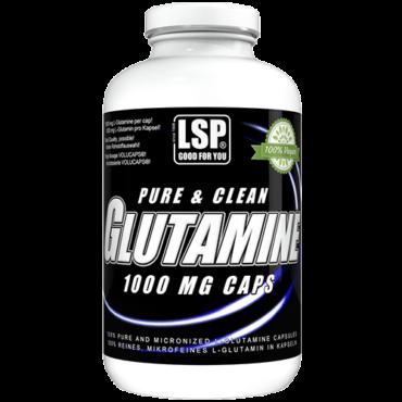 Glutamin Caps Dose (300 Caps)