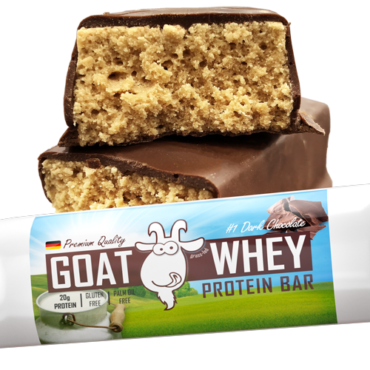 LSP Goat Whey Protein Bar