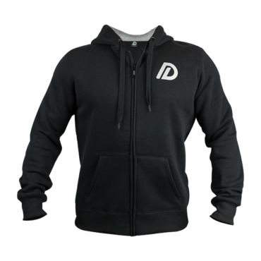 Iron Dynasty Hoodie für Männer (Zipper)