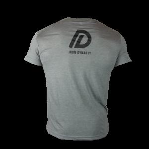 Iron Dynasty T-Shirt Männer Rückseite