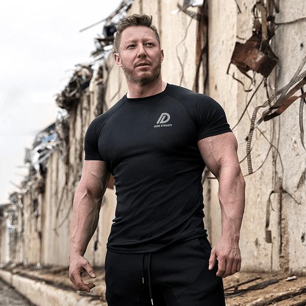 Iron Dynasty Heavy Black Shirt