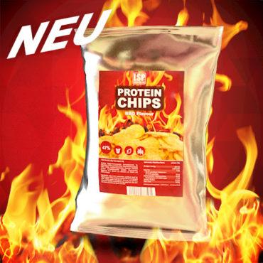 LSP Protein Chips - Geschmack: BBQ
