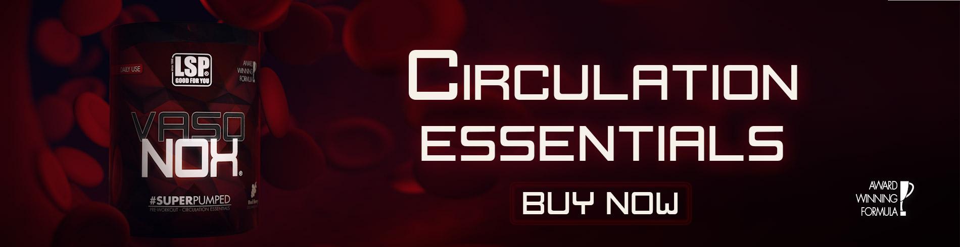 VasoNox Circulation Essentials - Buy now