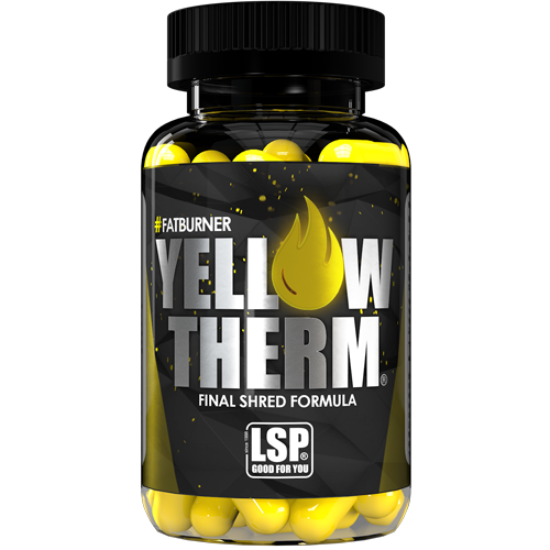 LSP Yellow Therm - Fatburner Dose (100 Kapseln)