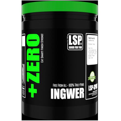 LSP Plus Zero - Ingwer Pulver / Ginger