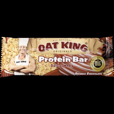 OatKing Protein Bar Riegel - Geschmack Schokolade