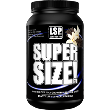 Super Size® Vanille