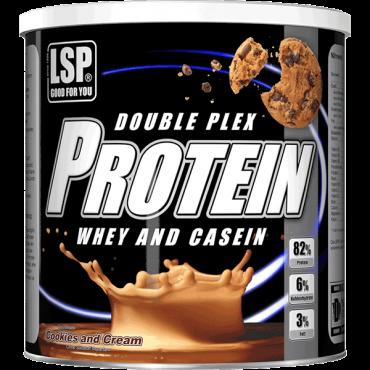 Whey-Casein-Protein Cookies